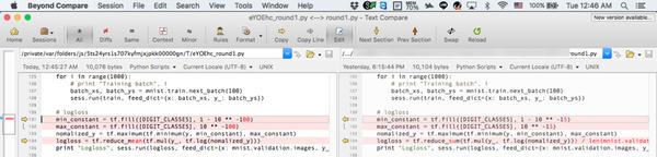 [Git] 設定 git diff 使用外部檔案比較工具