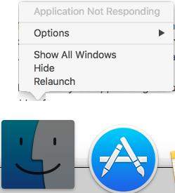 [Mac] Finder 無回應,Relaunch 無效,沒有任何 Finder process 在執行?