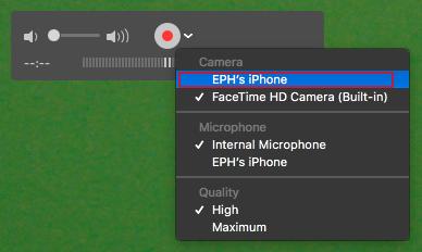 [iPhone] 將 iPhone 畫面透過 Mac 與 Chromecast 投影到電視上