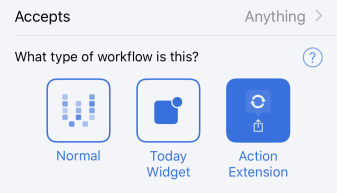[iPhone] 用 Workflow app 製作工作流程,將任意網址分享成 Habitica 的待辦事項